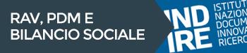 RAV, PDM E bilancio sociale